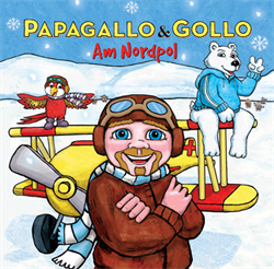 Papagallo & Gollo am Nordpol