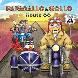 Papagallo & Gollo Route 66