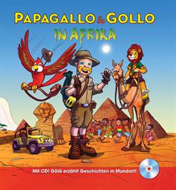 Papagallo & Gollo In Afrika