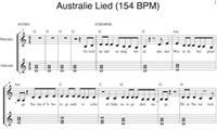 Australie Lied