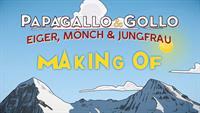 P&G Making Of - Eiger, Mönch & Jungfrau