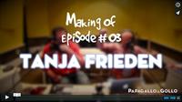 Making Of - Eiger, Mönch & Jungfrau mit Tanja Frieden