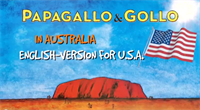 Papagallo & Gollo in Australia Making Of (English)