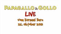 P&G Live vom Kursaal Bern